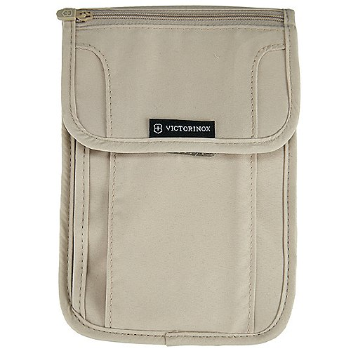 Victorinox Lifestyle Accessories 4.0 Deluxe Brustbeutel mit RFID-Schutz 21 cm - nude