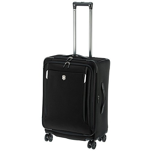 Victorinox Werks Traveler 5.0 4-Rollen-Trolley 61 cm - black