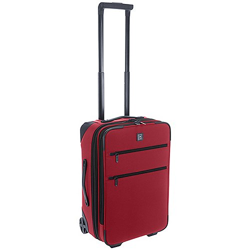 Victorinox Lexicon 20 2-Rollen-Bordtrolley 51 cm - red bei Koffer-Direkt.de