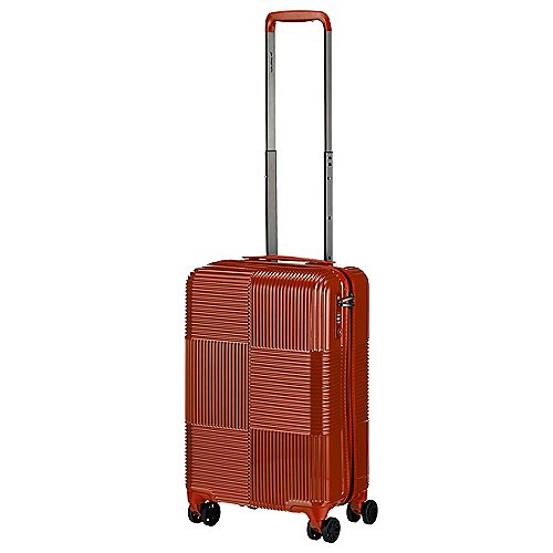 March 15 Trading Avenue 4-Rollen-Trolley 55 cm - dark orange jetztbilligerkaufen