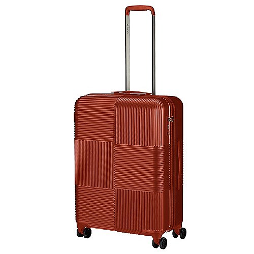 March 15 Trading Avenue 4-Rollen Trolley 66 cm - dark orange jetztbilligerkaufen