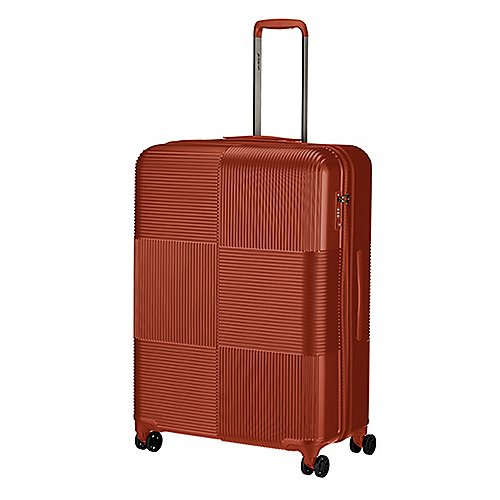 March 15 Trading Avenue 4-Rollen Trolley 77 cm - dark orange jetztbilligerkaufen