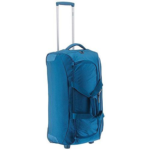 Delsey U Lite Classic 2 Trolley Reisetasche 70 cm hellblau