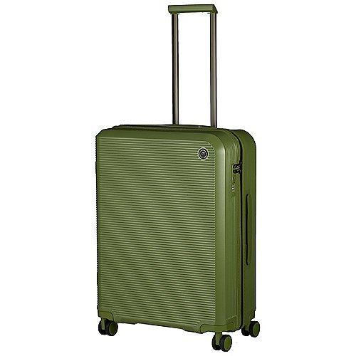 March 15 Trading Odessa 4-Rollen Trolley 67 cm - metal green