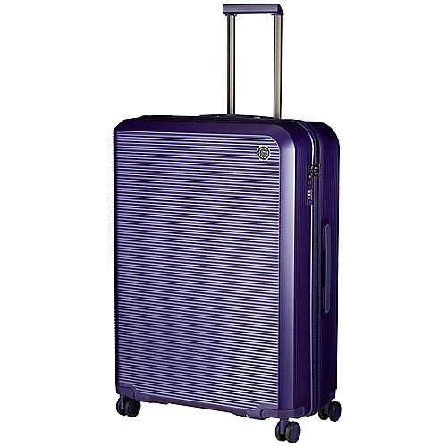 March 15 Trading Odessa 4-Rollen Trolley 77 cm - purple
