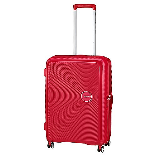 Kolkwitz Angebote American Tourister Soundbox 4-Rollen-Trolley 67 cm - lightning pink