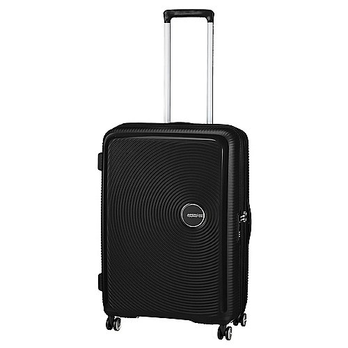 American Tourister Soundbox 4-Rollen-Trolley 67 cm - bass black Preisvergleich
