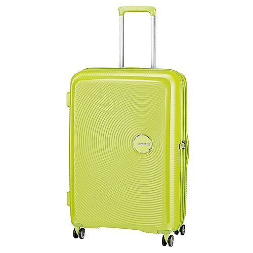 Bagenz Angebote American Tourister Soundbox 4-Rollen-Trolley 77 cm - tropical lime