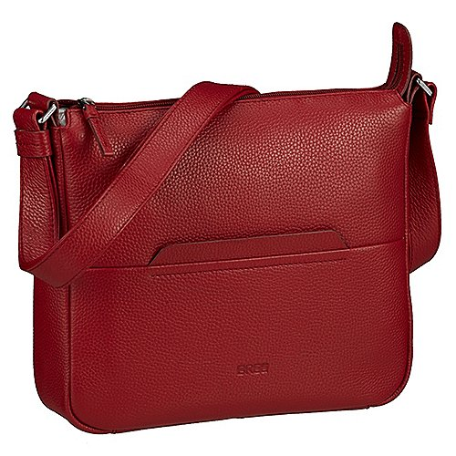 Bree Faro 2 Umhängetasche 28 cm - brick red