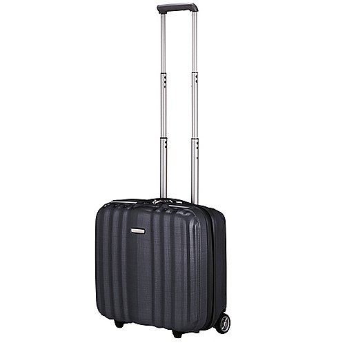 Samsonite Lite-Cube Rolling Tote Plus Mobiles Office 43 cm - graphite