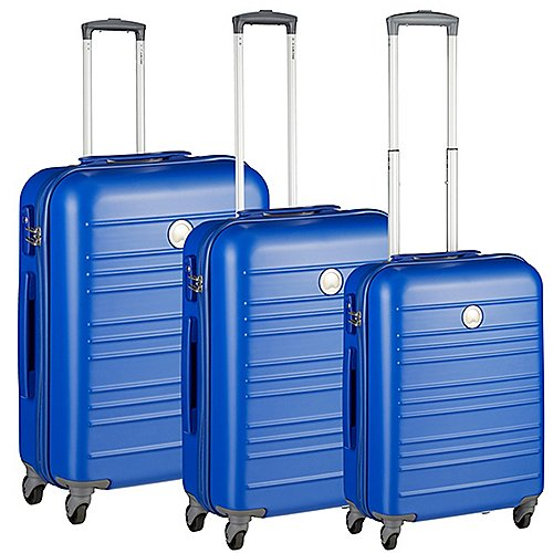 Delsey Carlit 4-Rollen-Trolley Set 3-tlg. Produktbild