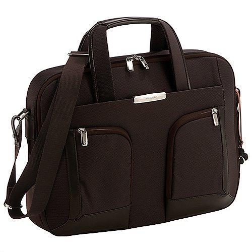 Schipkau Meuro Angebote Samsonite S-Teem Aktenmappe mit Laptopfach 42 cm - dark brown