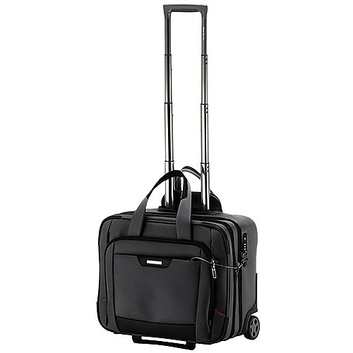 Samsonite Pro-DLX 4 Rolling Tote Mobile Office mit Wäschefach 47 cm - magnetic grey