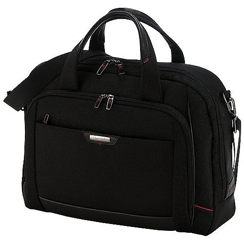 Samsonite Pro-DLX 4 Laptop Bailhandel Businesstasche 44 cm - black