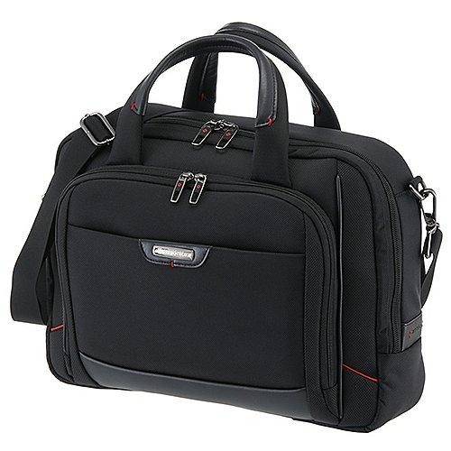 Samsonite Pro-DLX 4 Laptop Aktentasche 40 cm - black