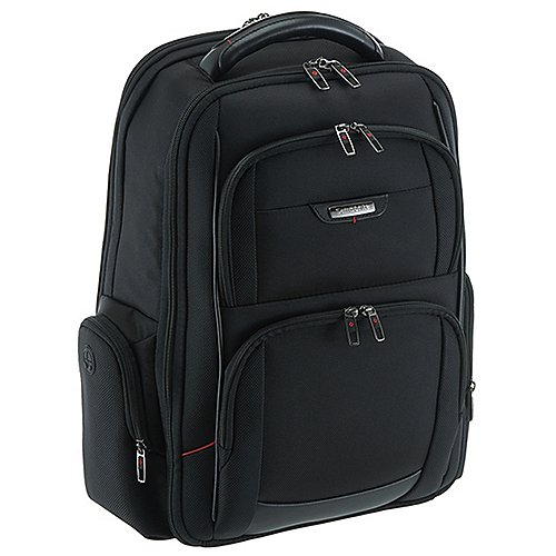 Samsonite Pro-DLX 4 Laptop Rucksack 3V 48 cm - black