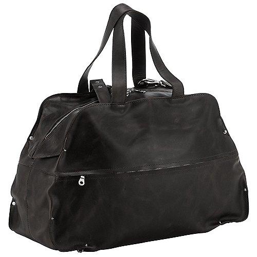 Harolds Landscape Reisetasche aus Leder 57 cm schwarz