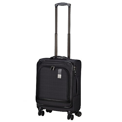 Titan Ceo 4-Rollen-Bordtrolley 55 cm - glencheck