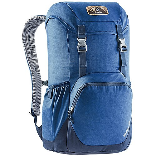 Deuter Daypack Walker 20 Rucksack 48 cm - steel-navy