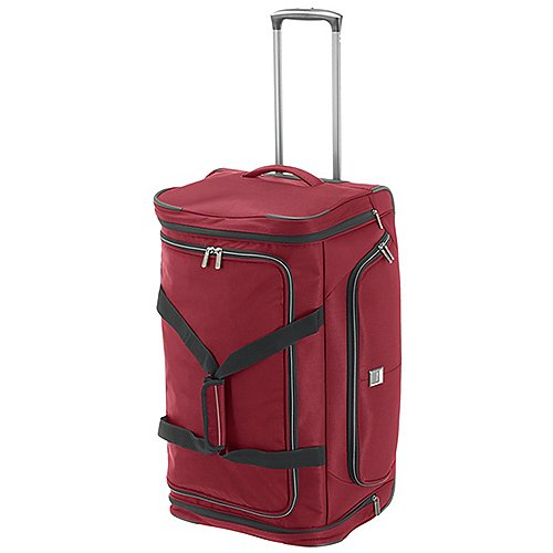 Titan Nonstop Reisetasche auf Rollen 70 cm - red