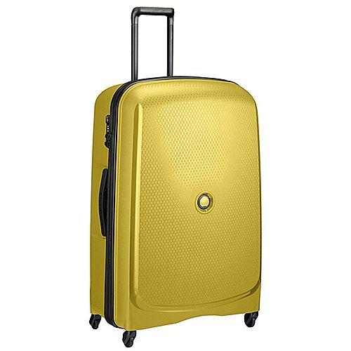 Delsey Belmont 4-Rollen-Trolley 82 cm - gelb