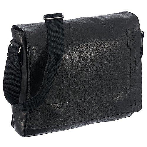 Upminster Messenger 39 cm Laptopfach Strellson black - broschei