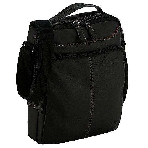 Gabol Exe Umhängetasche mit Laptopfach 30 cm - schwarz