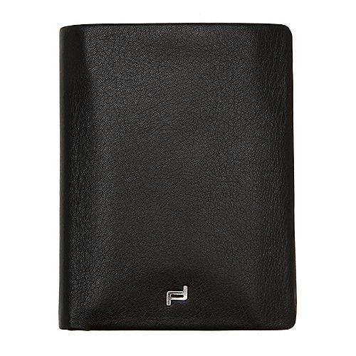 Porsche Design Touch CardHolder V11 Hochformatscheintasche 12 cm - black