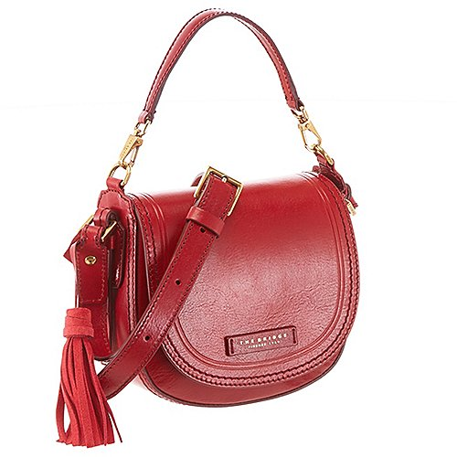 The Bridge Pearldistrict Schultertasche 20 cm - red