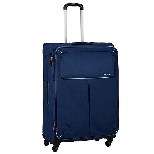 Wiesengrund Angebote Roncato Cruiser 4-Rollen-Trolley 78 cm - blu
