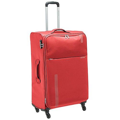 Roncato Speed 4-Rollen-Trolley 67 cm - rosso