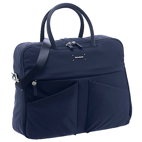 Samsonite Lady Tech Businesstasche 40 cm - dark blue Sale Angebote Proschim