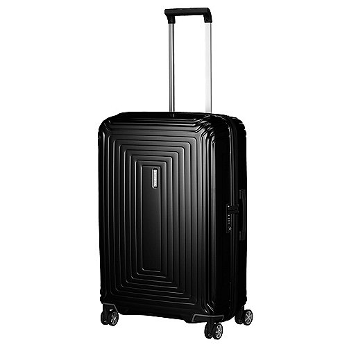 Samsonite Neopulse 4-Rollen-Trolley 69 cm - metallic black