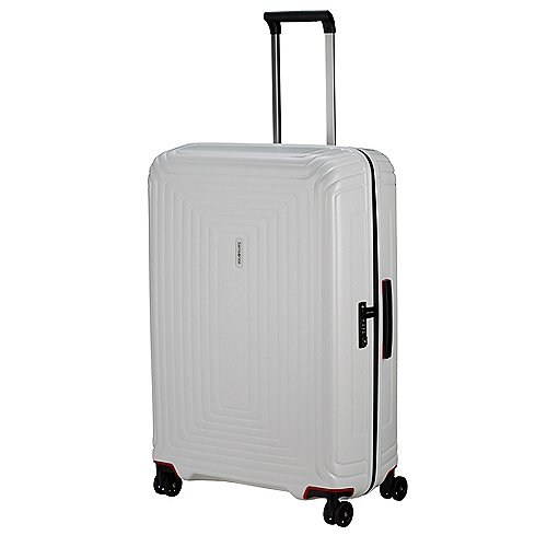 Samsonite Neopulse 4-Rollen-Trolley 75 cm - matte white