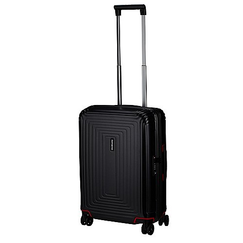 Samsonite Neopulse Spinner 4-Rollen-Handgepäcktrolley 55 cm - matte black