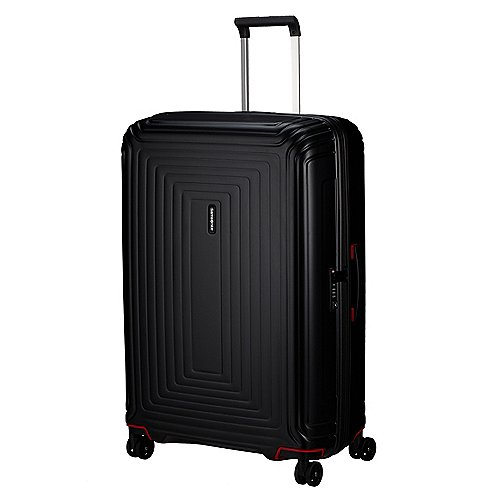 Samsonite Neopulse 4-Rollen-Trolley 81 cm - matte black