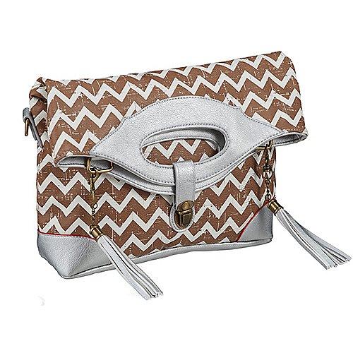 Blutsgeschwister Orient Express Tea Time Bag Handtasche 27 cm Produktbild