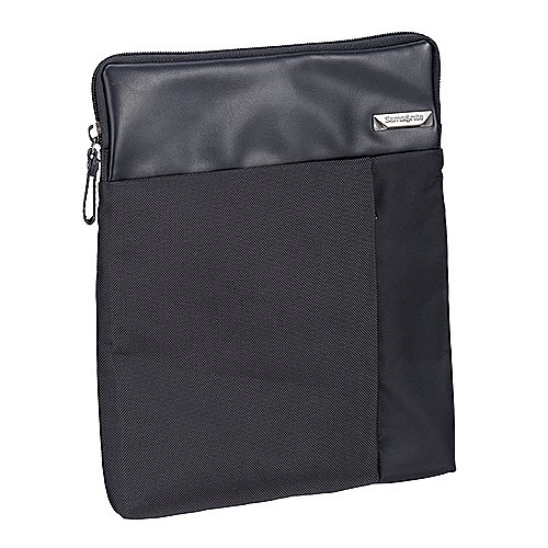 Samsonite Hip Tech Flat Tablet Crossover Umhängetasche 26 cm grey