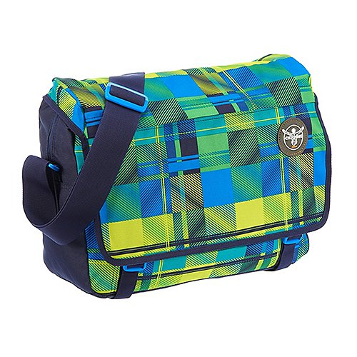 Chiemsee Sports & Travel Bags Shoulderbag 39 cm - great checker
