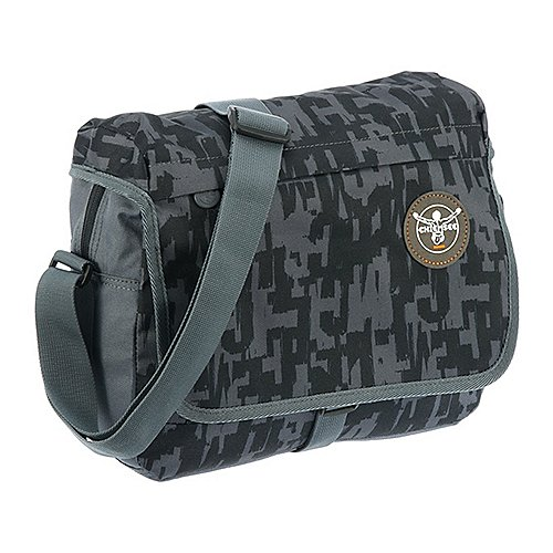 Chiemsee Sports Travel Bags Umhängetasche 29 cm typo black