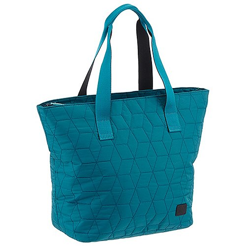 Chiemsee Urban Capsule Quilted Shopper 36 cm - algiers blue