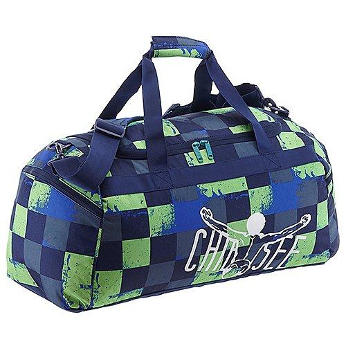 Chiemsee Sports Travel Bags Matchbag Sporttasche 67 cm swirl checks