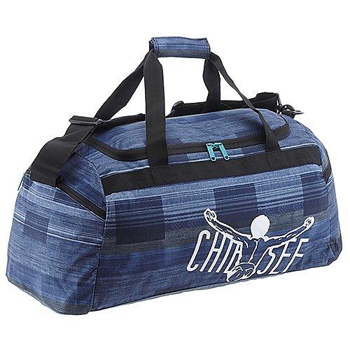 Chiemsee Sports Travel Bags Matchbag Sporttasche 56 cm keen blue