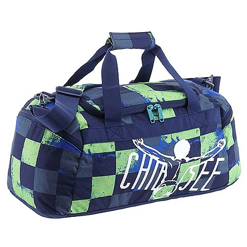 Chiemsee Sports & Travel Bags Matchbag Sporttasche 50 cm - swirl checks