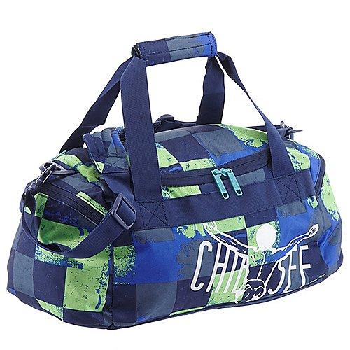 Chiemsee Sports Travel Bags Matchbag Sporttasche 45 cm swirl checks
