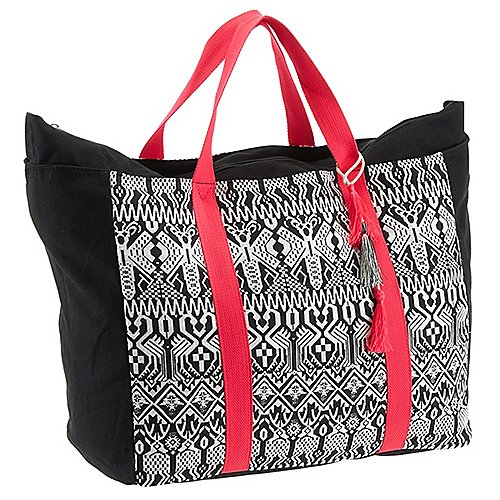 Chiemsee Sports & Travel Bags Black & White Shopper 44 cm Produktbild