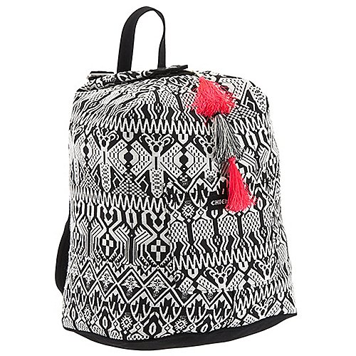 Chiemsee Sports & Travel Bags Black & White Rucksack 41 cm Produktbild