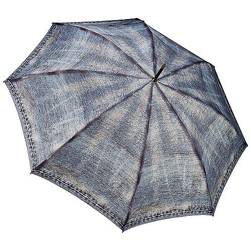 Esprit Regenschirme Jeans Long AC Regenschirm Produktbild