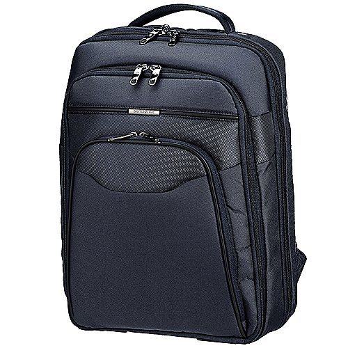Samsonite Desklite Laptop Rucksack 46 cm - blue