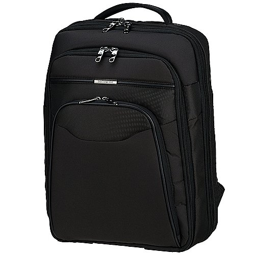 Samsonite Desklite Laptop Rucksack 46 cm - black